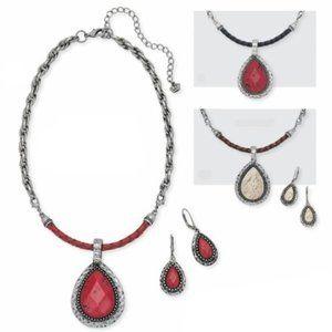 Premier Designs Trio Necklace (Item # 20654)